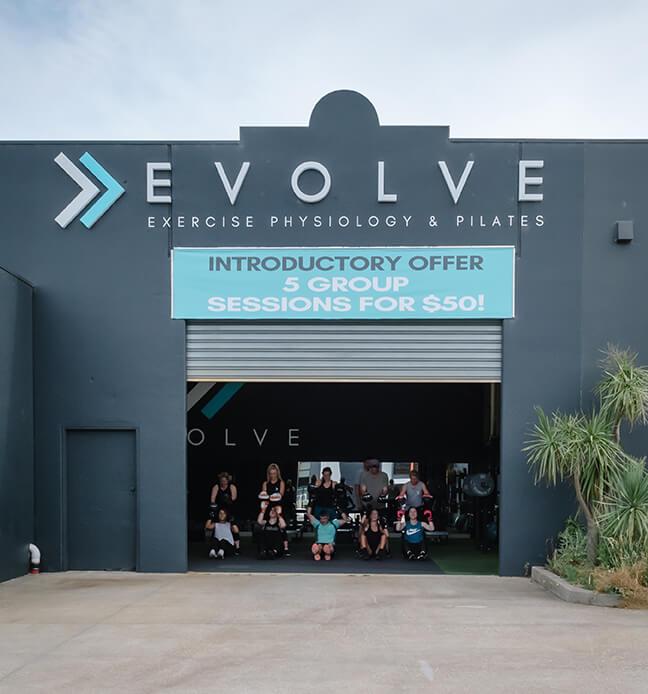 Evolve Business Building