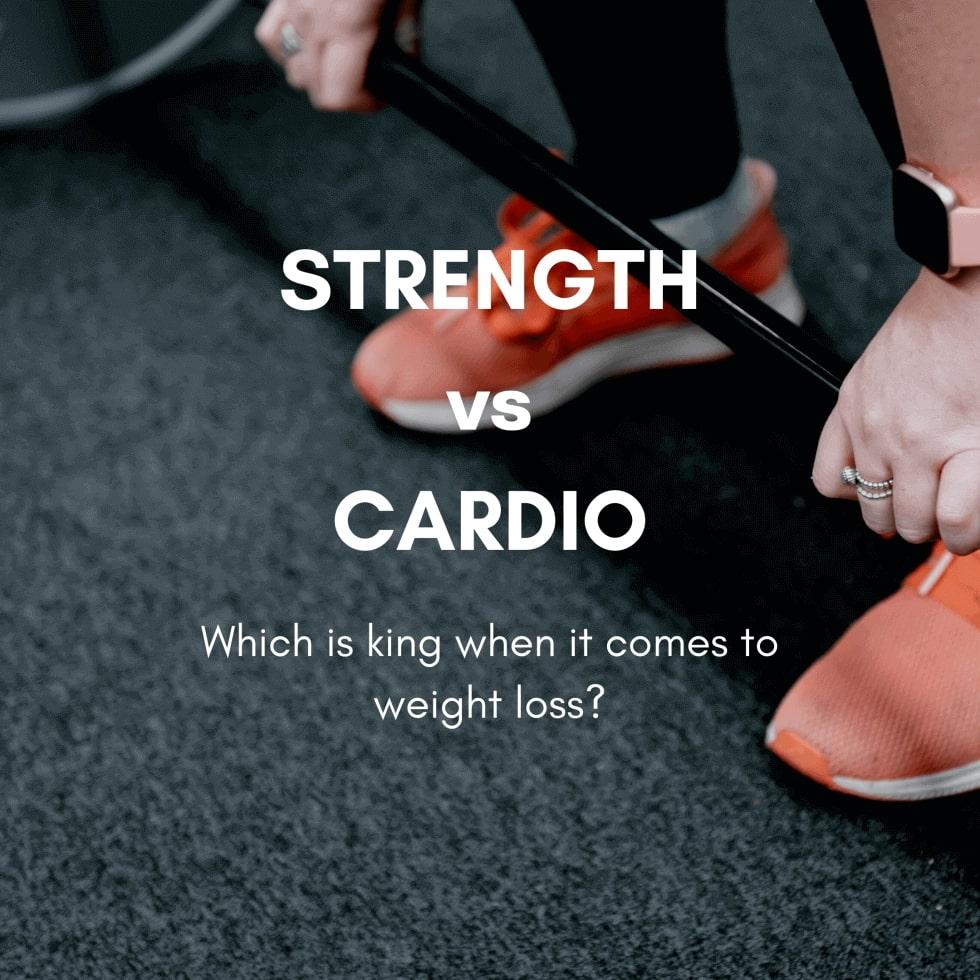 strength vs cardio leg workout