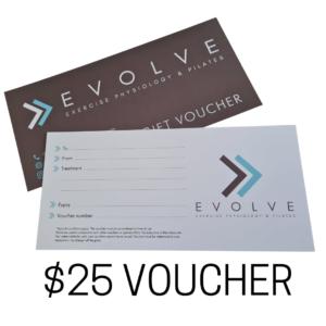 Evolve 25-VOUCHER